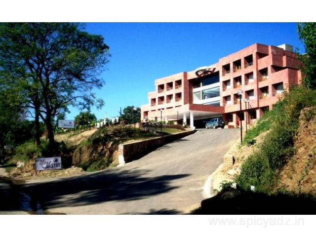 Get Hotel Le Mariet in,Baddi with Class Accommodation.