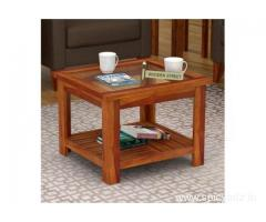 Solid wood coffee tables in Mumbai at Low Price @ Wooden Street