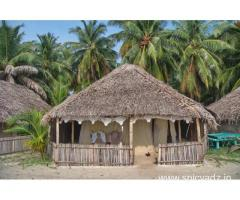Get Bangaram Tent Houses in,Bangaram with Class Accommodation.