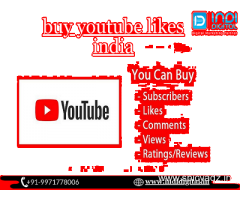 Get the best buy youtube likes india