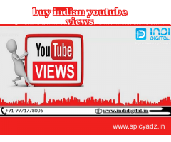 Find the best buy indian youtube views