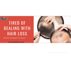 Reliable & Guaranteed Hair Transplant Treatment