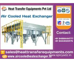 Air cooled heat exchanger manufacturers in india