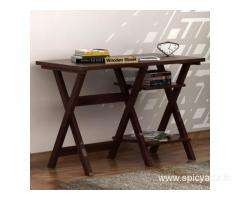 Save Upto 55% + Extra 20% on Wooden OFFICE TABLE - Wooden Street