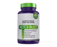 Keto Buzz Avis: Advanced Ketogenic Weight Loss Formula