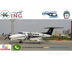 Complete ICU & CCU Set Up- King Air Ambulance Services in Delhi
