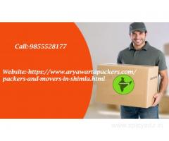 Packers and Movers in shimla