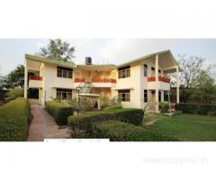 Get Swaraj Resorts in,Bharatpur with Class Accommodation.