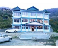 Get Hotel Gaurikund - HPTDC in,Bharmour with Class Accommodation.