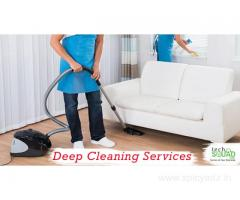 Top quality deep cleaning services in Bangalore with TechSquadTeam