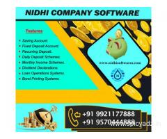 Nidhi Company Software by Nidhisoftwarez.