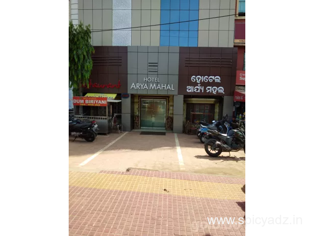 Get Hotel Arya Mahal in,Bhubaneswar with Class Accommodation.