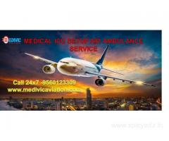 Expert MBBS Doctor from Delhi to Any City by King Air Ambulance Services
