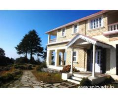 Get Tree Of Life Grand Oak Manor in,Binsar with Class Accommodation.