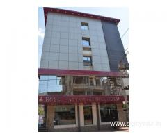 Get Hotel Satyam International in,BodhGaya with Class Accommodation.