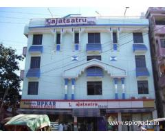 Get Ajatsatru Hotel in,BodhGaya with Class Accommodation.
