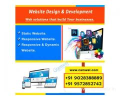 Website Design and Development by Camwel.