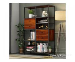 Enjoy Upto 55% OFF on Storage Furniture Online @ Wooden Street