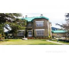 Get Palace Hotel (Annexe) - HPTDC in,Chail with Class Accommodation.