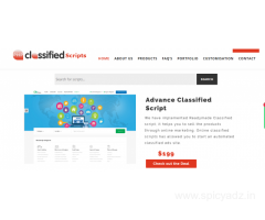 Classifieds Script |Classified software