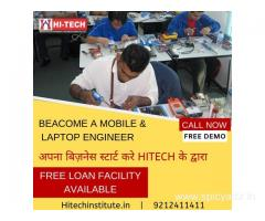 Mobile and Laptop Repairing Course in Delhi