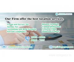 GST registration services |IT Filing Services in Coimbatore