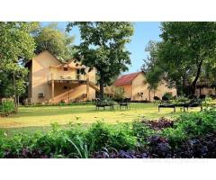 Get Kiplings Court Pench - MPTDC in,Pench with Class Accommodation.