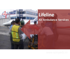 Lifeline Air Ambulance in Allahabad Delivers Medical Need at Reliable Rates