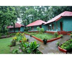 Get Nandanvan Cottages (MPTDC) in,Pachmarhi with Class Accommodation.