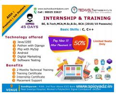 Internship and Training