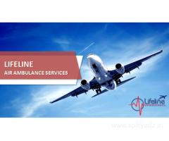Lifeline Air Ambulance in Gwalior Deliver Prompt and Swift Medical Help