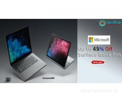 Microsoft Store Coupons, Deals & Offers: Up to 49% Off Surface Book Products