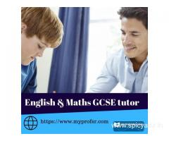Maths tutor in UK