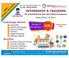 Fresher Internship and Training