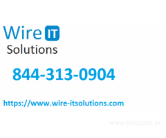 Wire IT Solutions   Internet and Network Security   844-313-0904