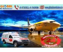 MD doctors with paramedics in the budget for you from Global Air Ambulance in Kolkata