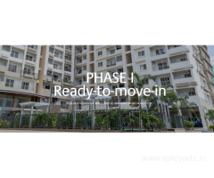 Apartments in Varthur Main Road | Ready to Move Flats in Whitefield