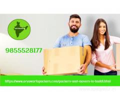 Packers and Movers in Baddi| 9855528177 |Movers & Packers in Baddi