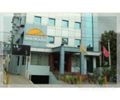 Get Hotel Bhaskara in,Chittoor with Class Accommodation.