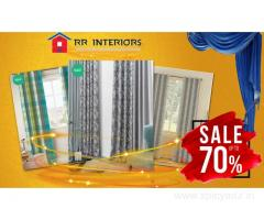Wallpapers, Curtains, Rugs, Flooring, Interior Products Supplier in Jaipur