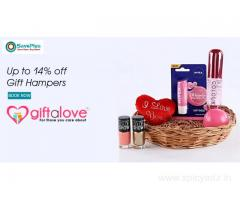 Up to 14% off Gift Hampers