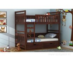 Upto 55% OFF on Kids Bed in Jaipur at Wooden street