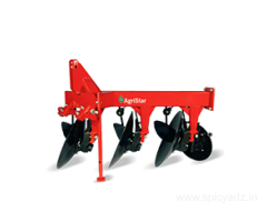 Disc Plough - 2 Furrow | AgriStar Implements | TAFE