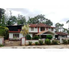 Get Serene Homestay in,Coorg with Class Accommodation.