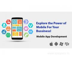 Mobile Application Development Company in Aurangabad