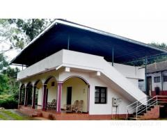 Get Leisure Vacations Three Rivers Resort in,Coorg with Class Accommodation.