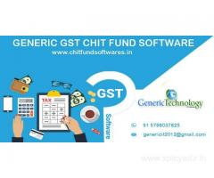 Chits Funds Accounting Software Online
