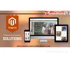 Magento Website Designing Services at Affordable Price