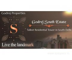 Godrej South Estate Launching new Project In Okhla New Delhi