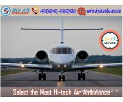 A very Low-Cost Sky Air Ambulance Service in Delhi